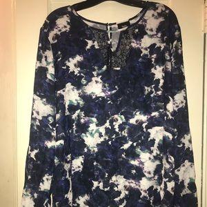 Cute ladies blouse, size XXL